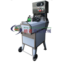 Fruits and vegetables cutting machines